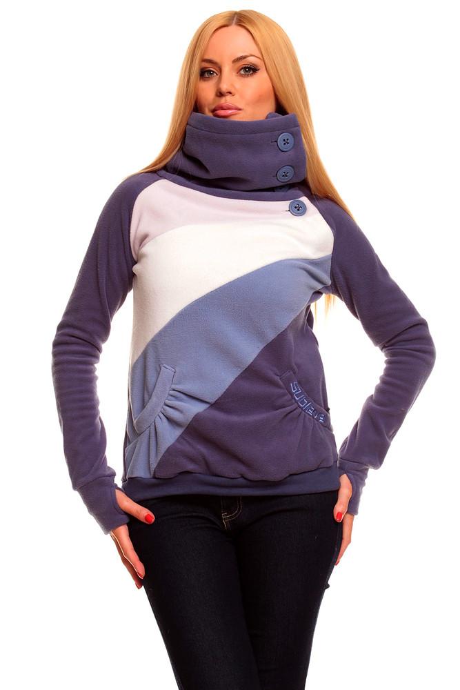 b486451d7a8 Dámská fleece mikina HS-FL036mo - oblečení textil