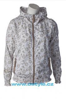 Dámská volnočasová bunda O´style 6228 white
