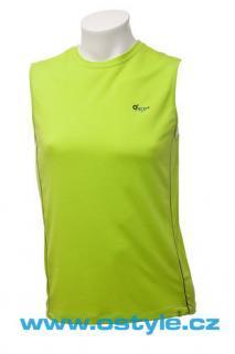 Pánské tričko bez rukávů O´Style 7155