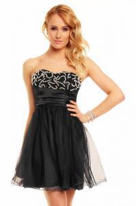 Dámské šaty Ethina hs-sa444bl
