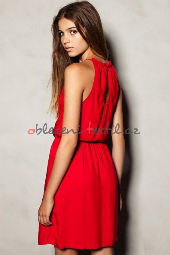 Dámské letní šaty Damson d-sat178ko - oblečení textil 2cb6a92eb6