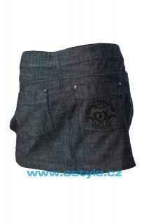 Dámská letní sukně O´style 6234 jeans