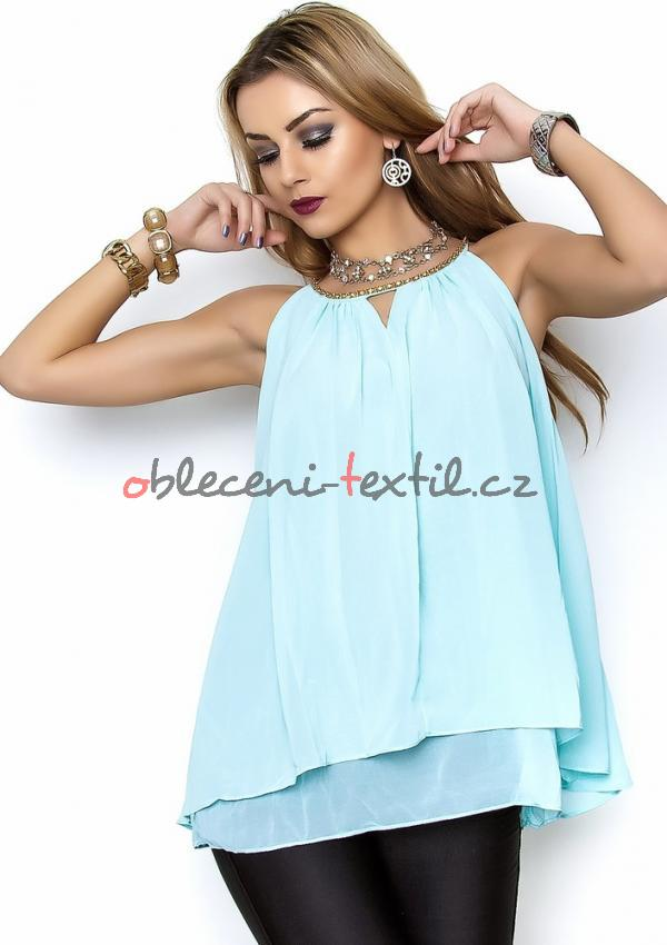 Dámská halenka Missy y-ha018ze - oblečení textil 3dc3454674