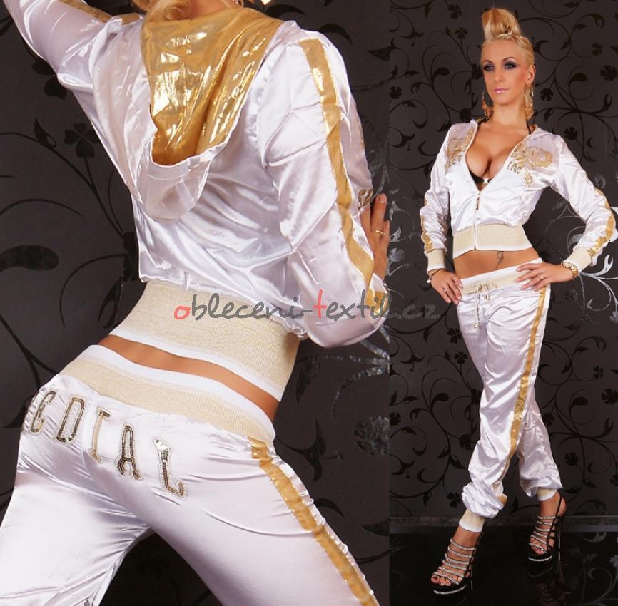 Dámská sportovní souprava Redial st-jog37wh - oblečení textil 6079edf972