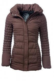 Dámská zimní bunda O´Style 6436 hnědá