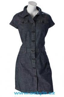 Dámské jeansové šaty O´Style 6237