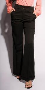 Dámské kalhoty černé in-ka07bl