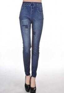 Dámské leginy jeans Damson d-leg178mo