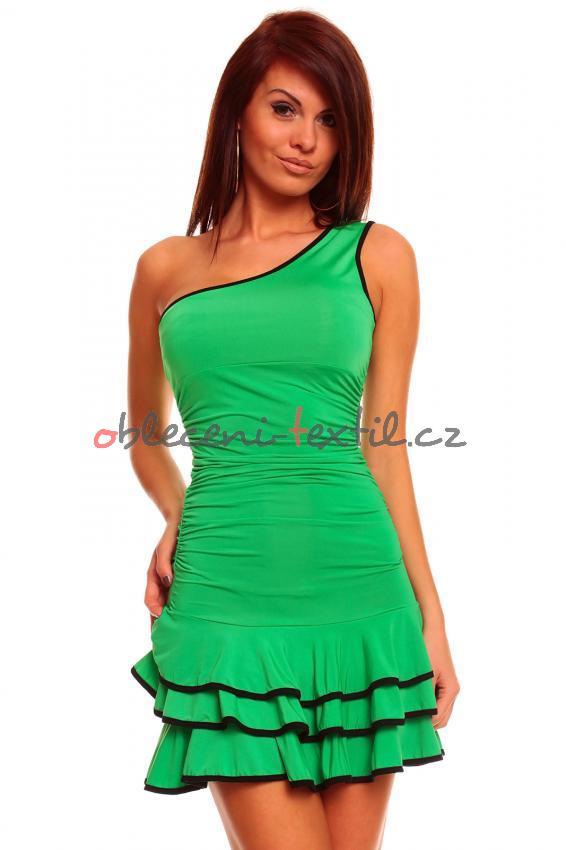 Dámské letní šaty Queen o.f. Hs-sa063ze - oblečení textil e8d1f01fa8