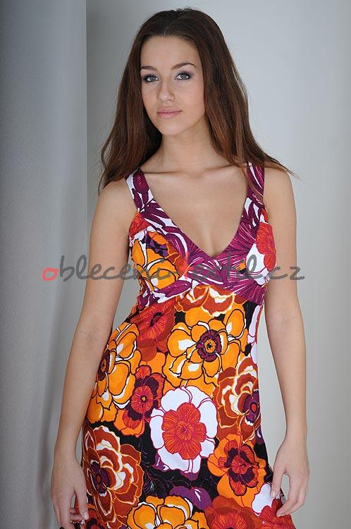 Dámské letní šaty ITALA - oblečení textil fb93d67622