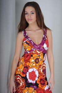 Dámské letní šaty ITALA