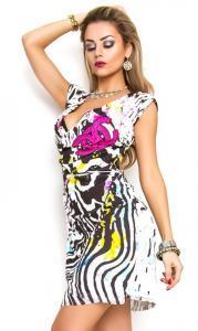 Dámské letní šaty Missy y-sa047