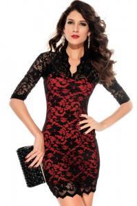 Dámské šaty Damson d-sat032re