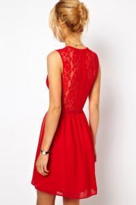 Dámské šaty Damson d-sat106re