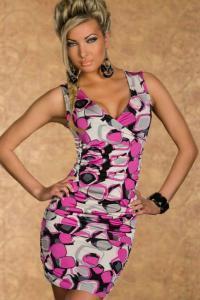 Dámské šaty na léto Damson d-sat01pi