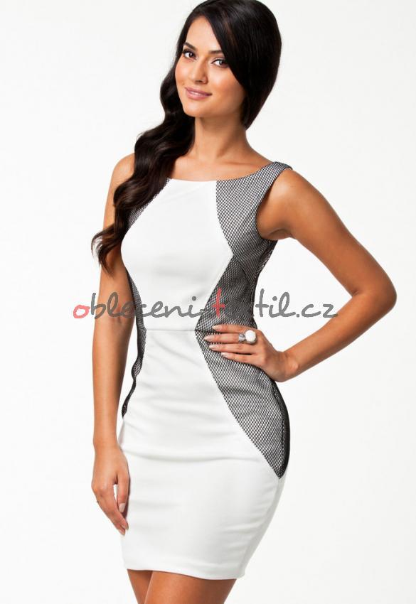 db1ff88f70ba Dámské šaty SLIM Damson d-sat241 - oblečení textil