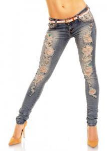 Dámské slim jeans EU hs-ri40