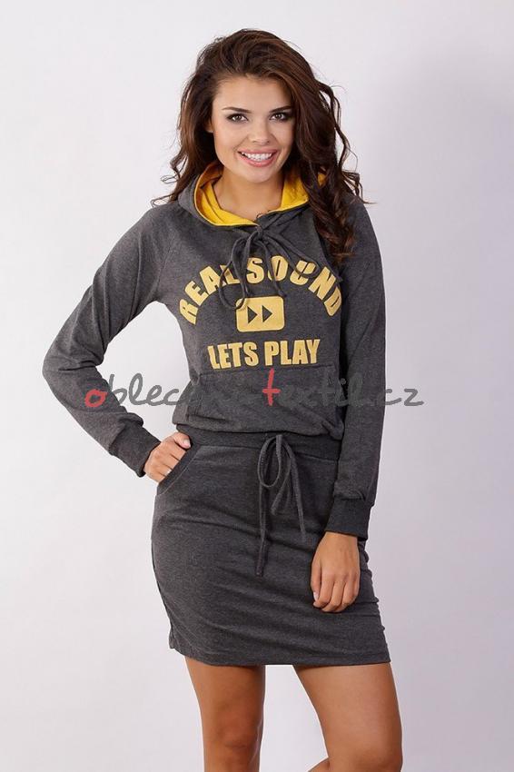 Dámské sportovní šaty Fashion h. k2031tg - oblečení textil affc7cb89e
