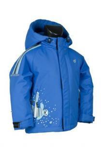 Dětská lyžařská bunda O´STYLE 8029 modrá