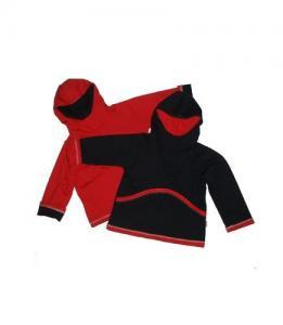 Dětská oboustranná mikina Farmers IMP černá/červená