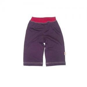 Dětské 3/4 kalhoty LOLLA Farmers fialové