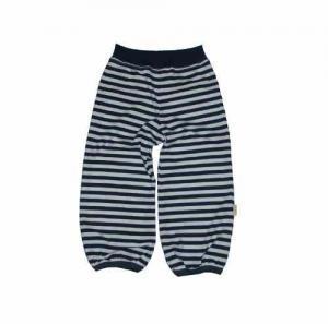 Dětské kalhoty do paspule Farmers NAVY tm. modré lemy