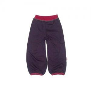 Dětské kalhoty do paspule LOLLA Farmers fialové