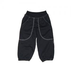 Dětské kalhoty do paspule s kapsami CHIPMUNK Farmers hnědé