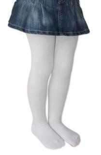 Dětské punčocháče Design Socks s vůní - bílé