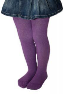 Dětské punčocháče Design Socks s vůní - fialové