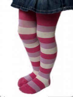 Dětské punčocháče Design Socks s vůní - pruhy - více barev