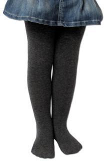 Dětské punčocháče Design Socks s vůní - šedé