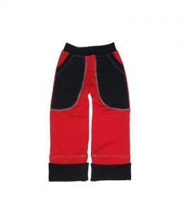 Dětské rostoucí kalhoty Farmers IMP červené