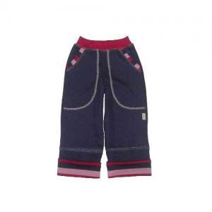 Dětské rostoucí kalhoty LOLLA Farmers fialové berry