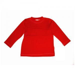 Dětské tričko dl. rukáv Farmers červené BA/EL