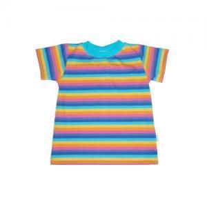 Dětské tričko krátký rukáv Farmers RAINBOW