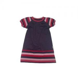 Dívčí šaty LOLLA Farmers fialové/berry