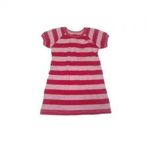 Dívčí šaty LOLLA Farmers malin