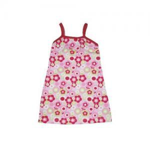 Dívčí šaty na ramínka Farmers FLOWERS