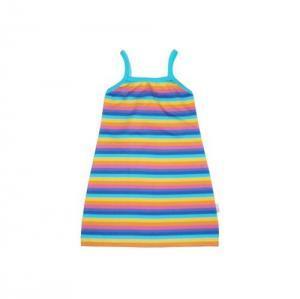 Dívčí šaty na ramínka Farmers RAINBOW