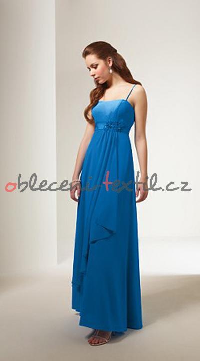 9b0bf030ff50 Dlouhé plesové šaty Damson Y7062 - oblečení textil