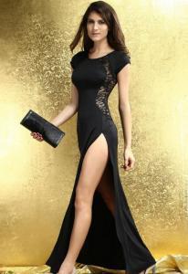 Dámské šaty Damson d-sat049bl