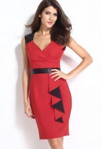 Dámské šaty Damson d-sat438re