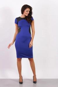 Dámské šaty modré Fashion h. k2273bl