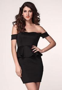 Dámské šaty Damson d-sat303bl