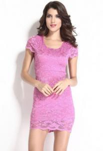 Dámské mini šaty Damson d-sat432pi