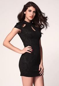Dámské šaty Damson d-sat232