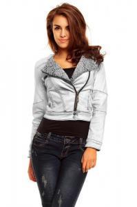Dámská džínová bunda EU hs-bu108