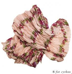 Dámský květinový šátek EU tat206be