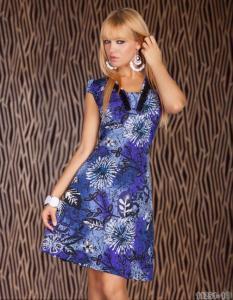 Letní šaty Queen o.f. Q-11251